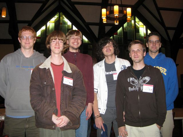SJSU ACM Programming Contest Team